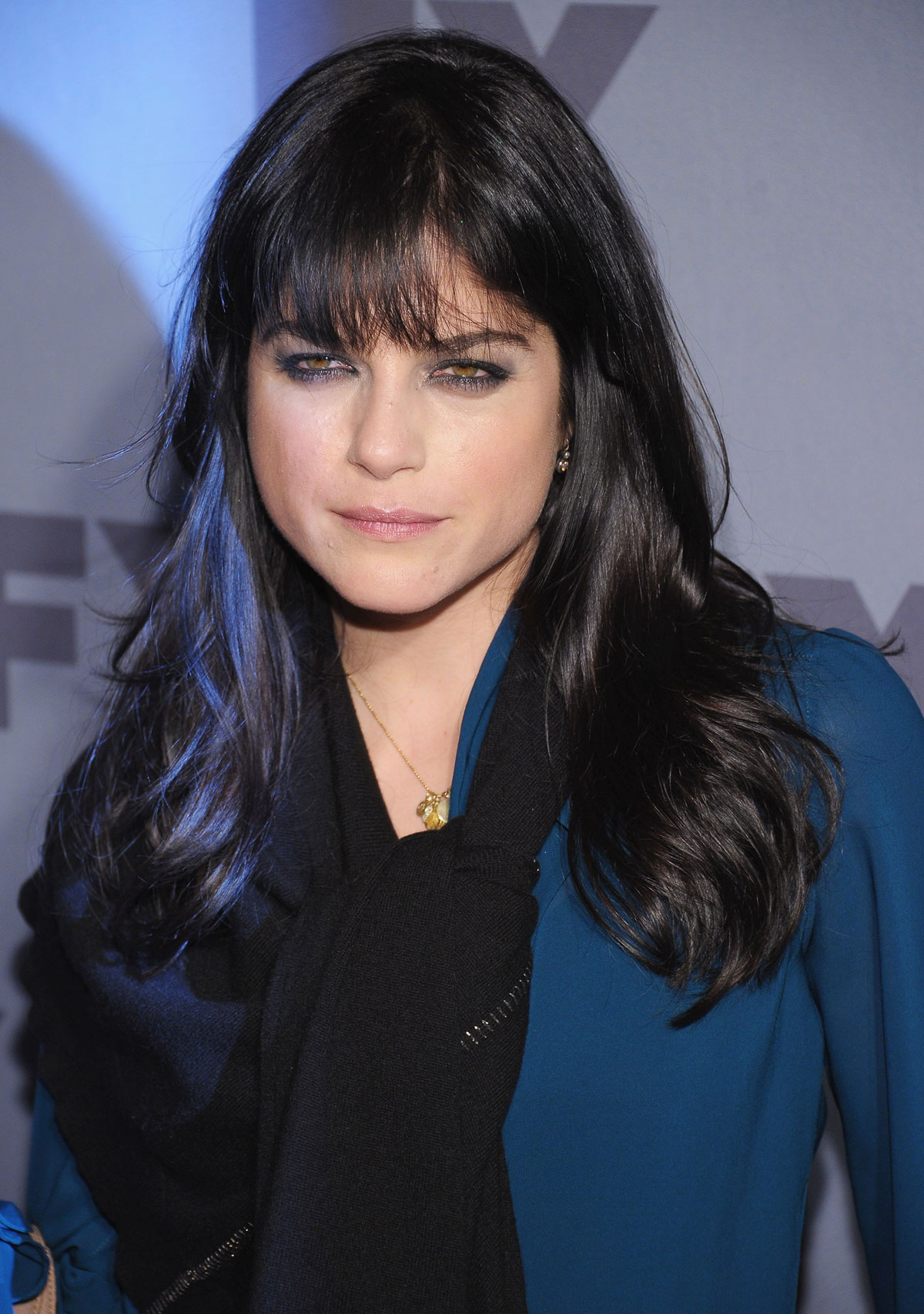 SELMA BLAIR at 2012 FX Ad Sales Upfront at Lucky Strike in ...