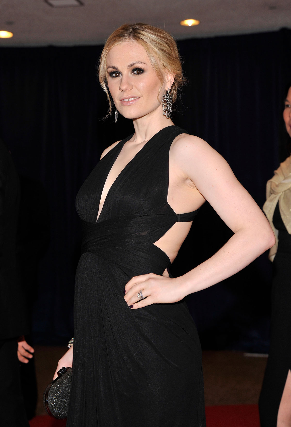 ANNA PAQUIN at  White House Co