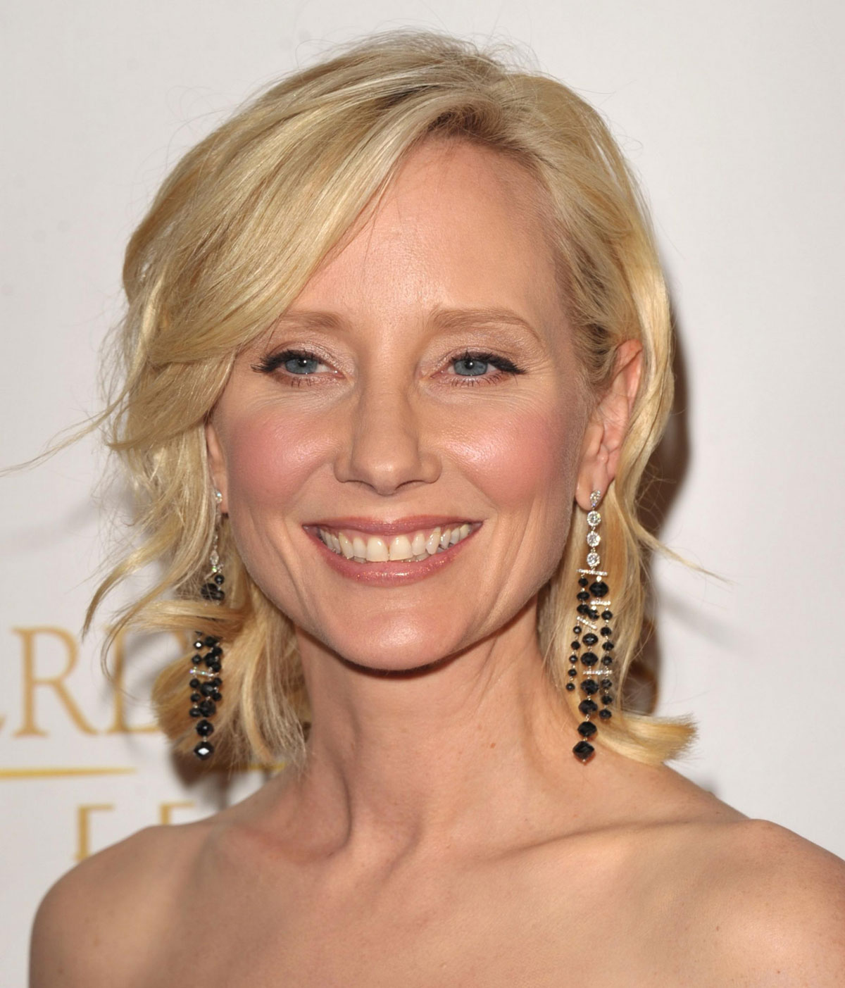 Anne Heche At 12th International Beverly Hills Film