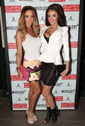 CHLOE SIMS and LAUREN POPE