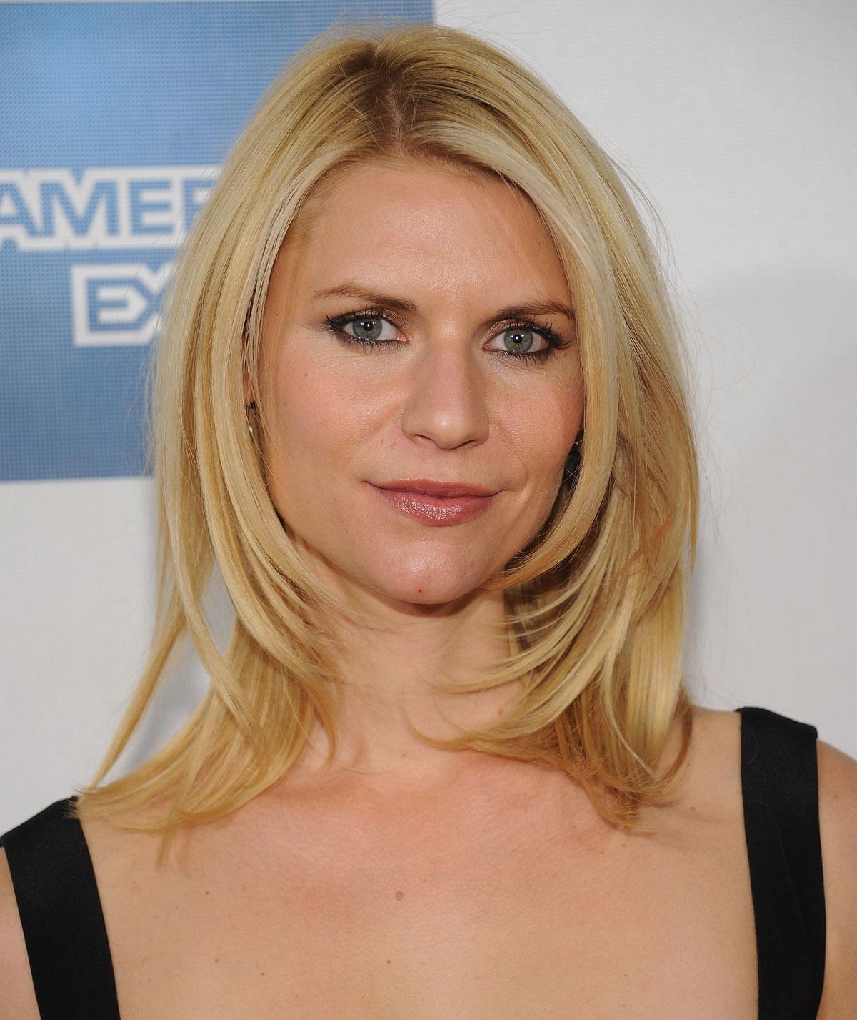 CLAIRE DANES at Hysteria Premiere at Tribeca Film Festival ... Claire Danes
