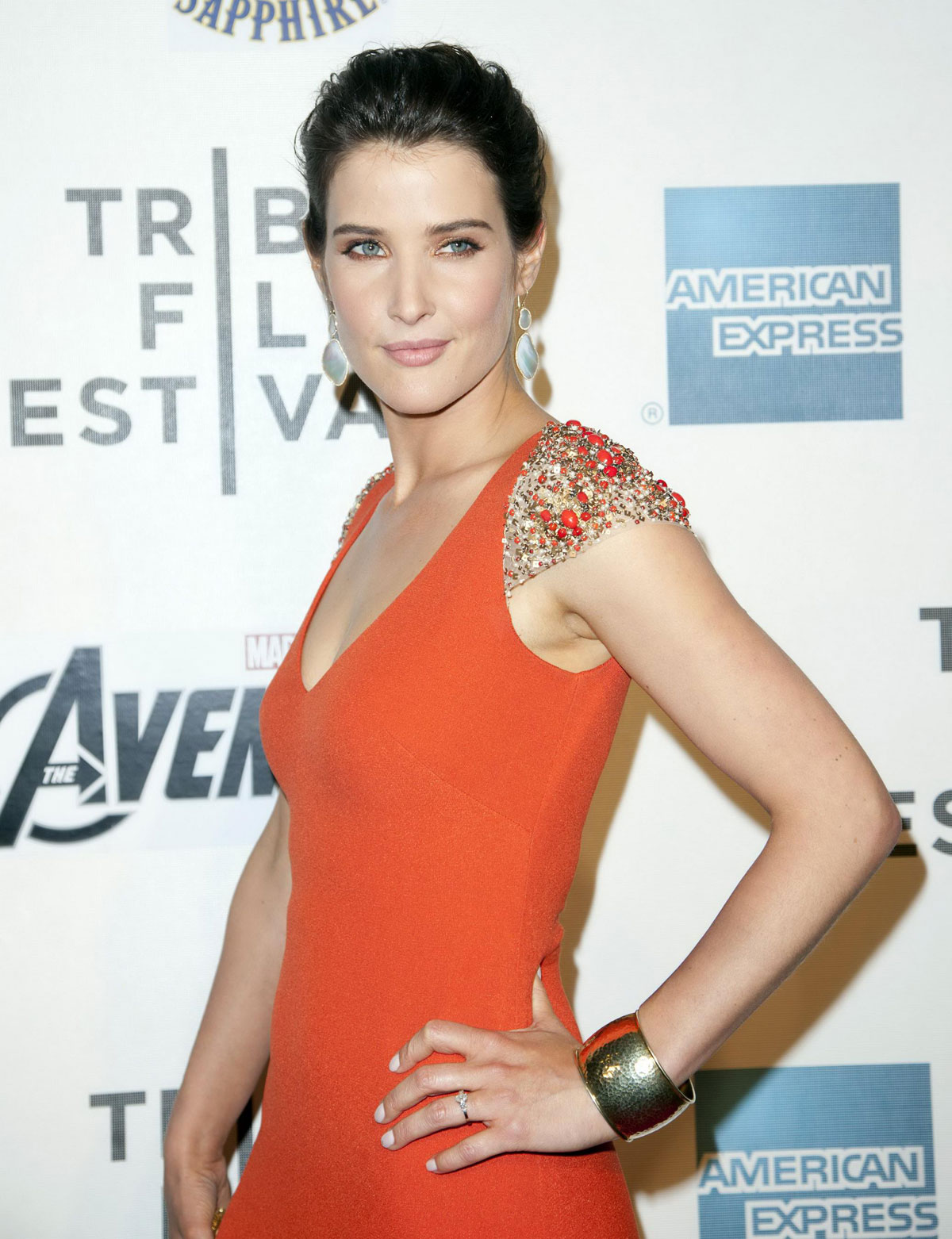 Cobie Smulders - Wallpaper Actress