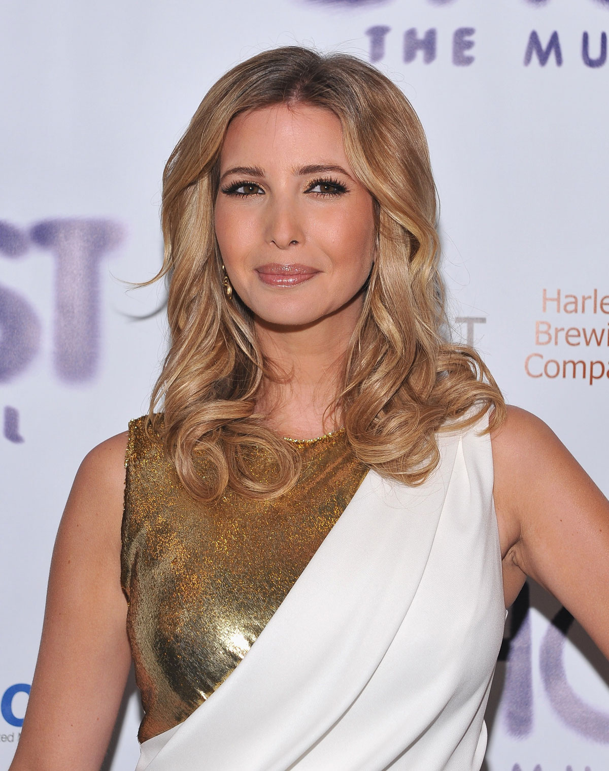IVANKA TRUMP at Opening Night of Ghost  The Musical BroadwayIvanka Trump