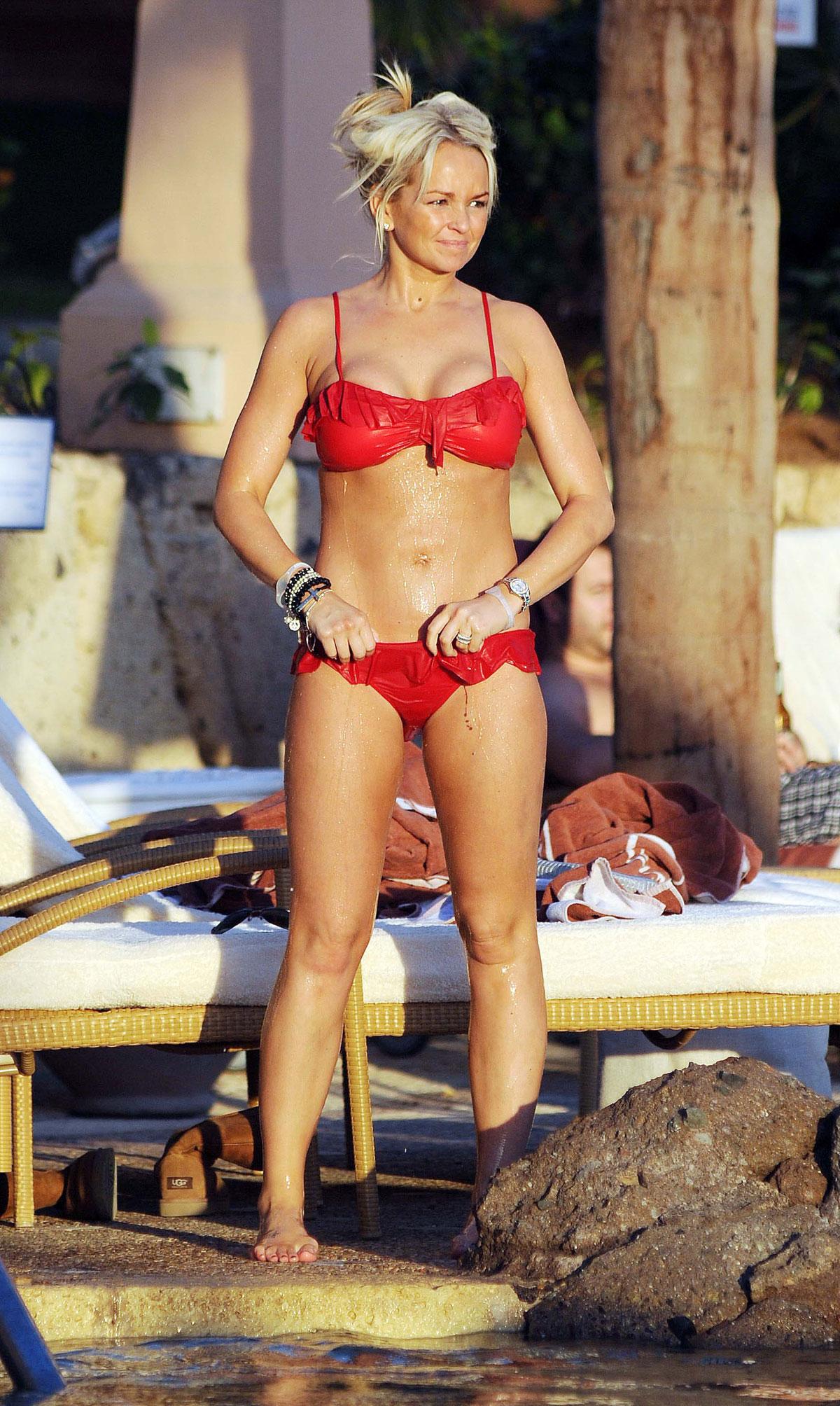 Have hit Jennifer ellison bikini consider, that