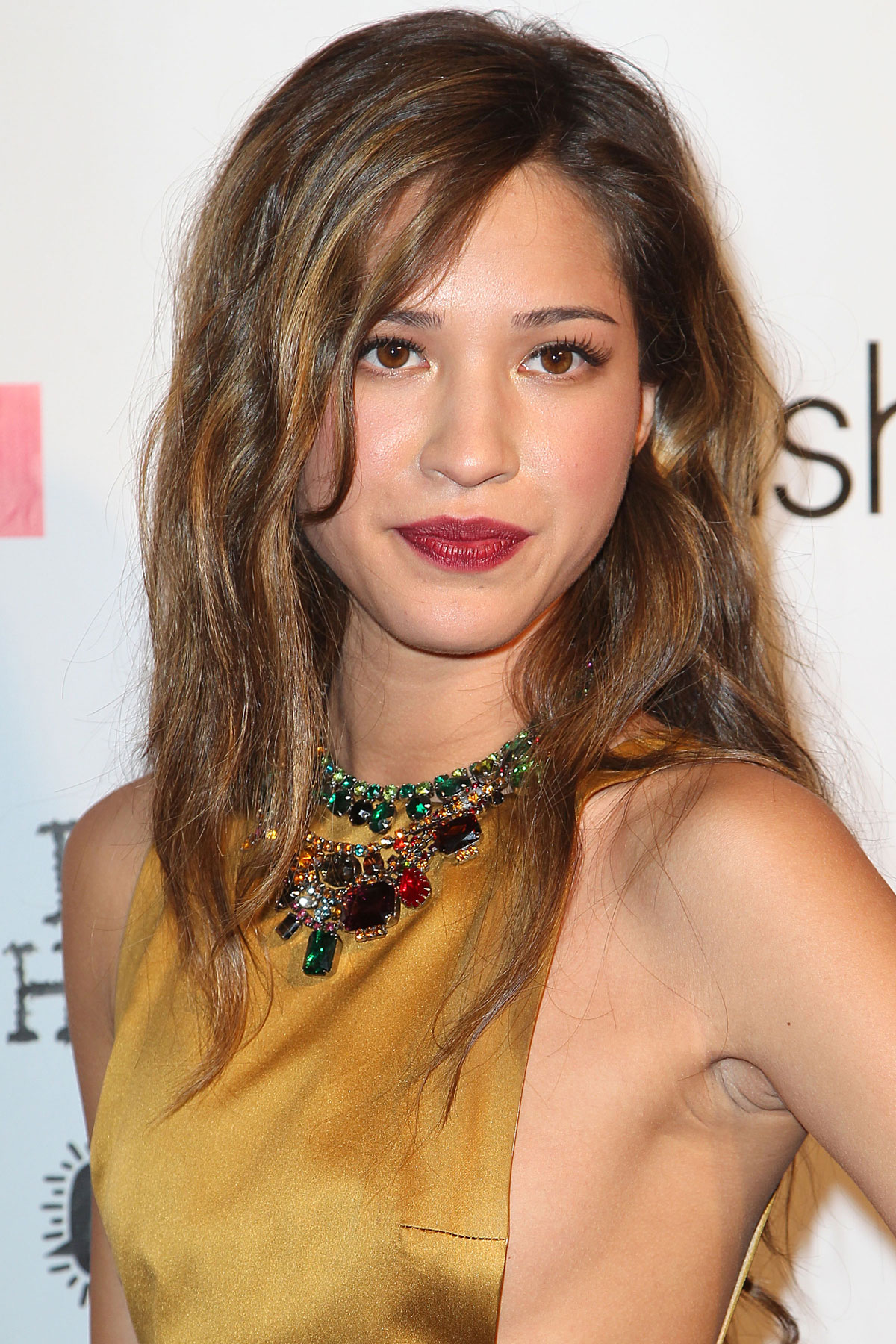 KELSEY CHOW at 13th Anniversary of NYLON Magazine