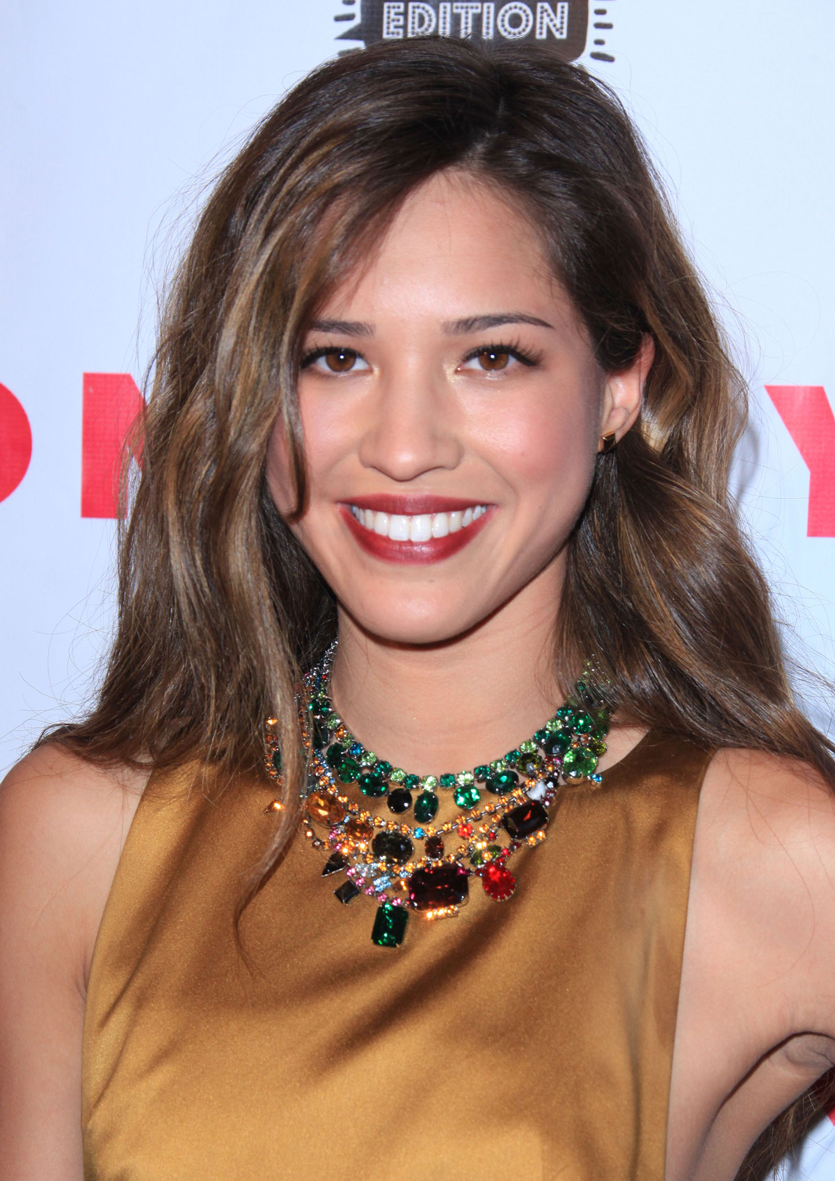 KELSEY CHOW at 13th Anniversary of NYLON Magazine - HawtCelebs