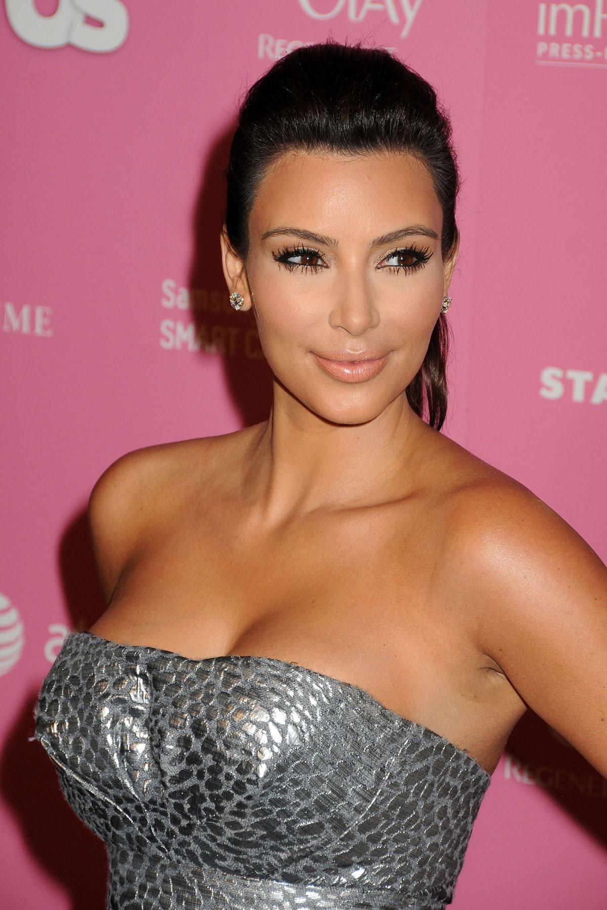 KIM KARDASHIAN at Us W... Kim Kardashian