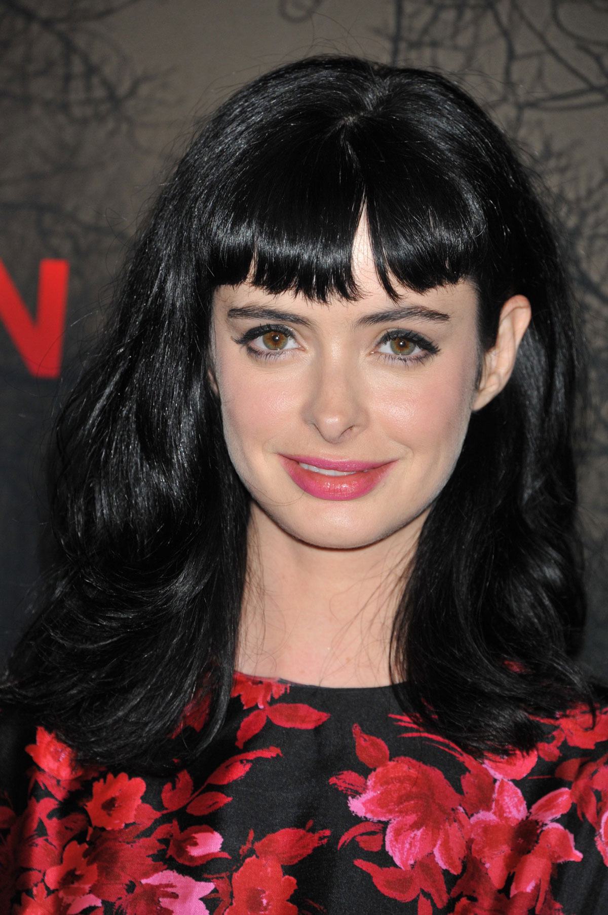 KRYSTEN RITTER at The Raven Premiere in Los Angeles ...