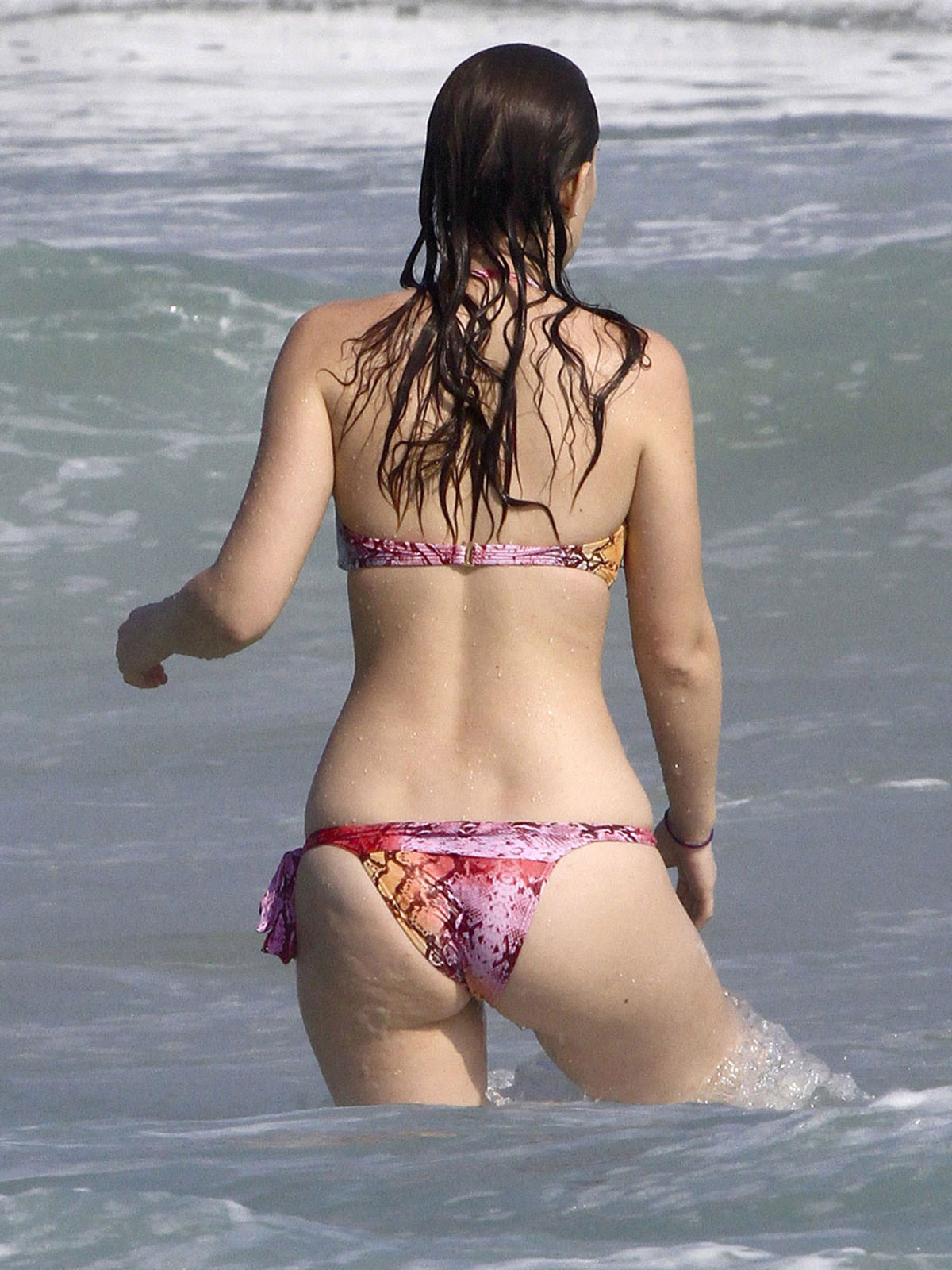 Paparazzi Bikini Leighton Meester naked photo 2017