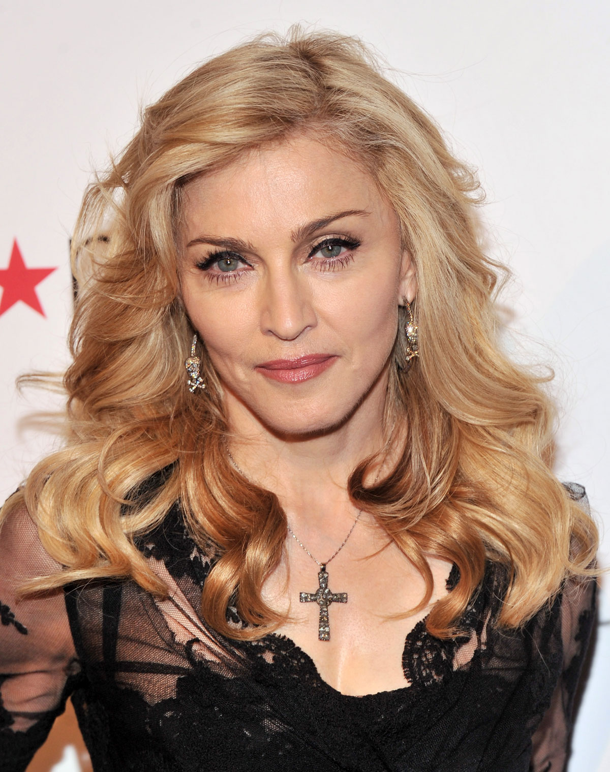 Madonna At Truth Or Dare By Madonna Fragrance Launch At