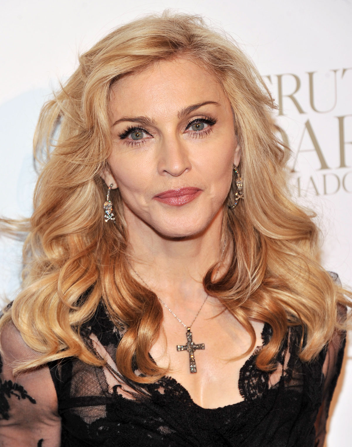 MADONNA at Truth or Dare by Madonna Fragrance Launch at ...