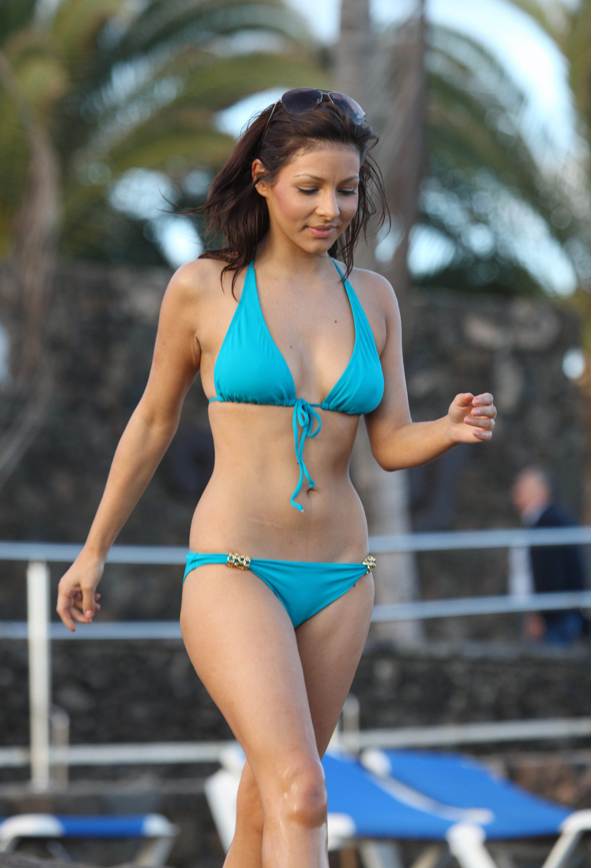 ROXANNE PALLETT in Bikini at Lanzarote Canary IslandsRoxanne Pallett Tattoos