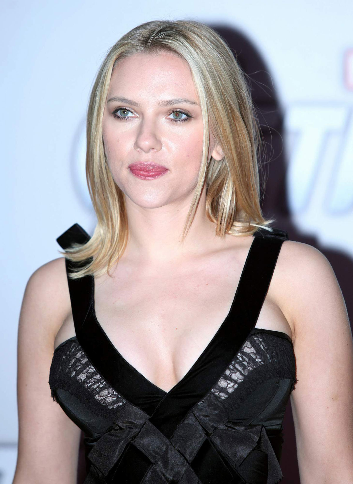 SCARLETT JOHANSSON at The Avengers Premiere in Moscow