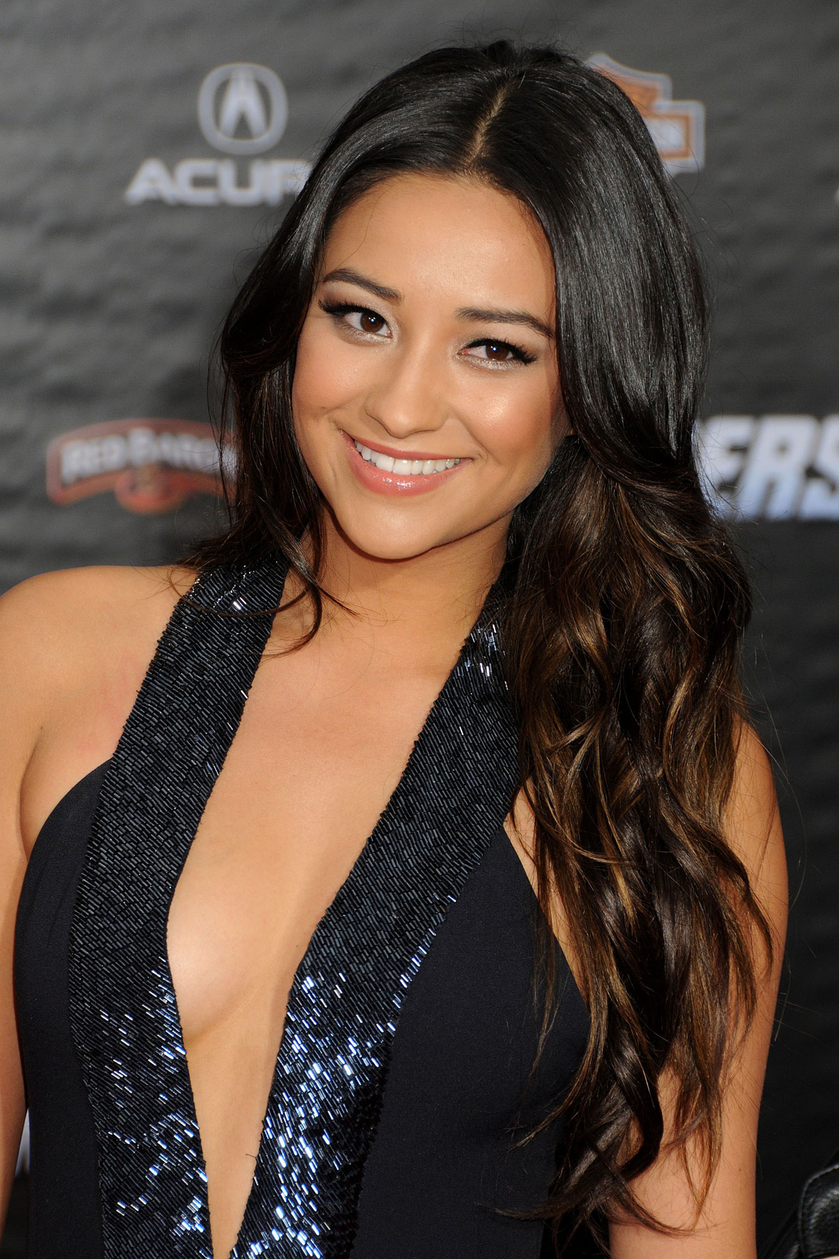 Shay Mitchell At The Avengers Premiere In Hollywood