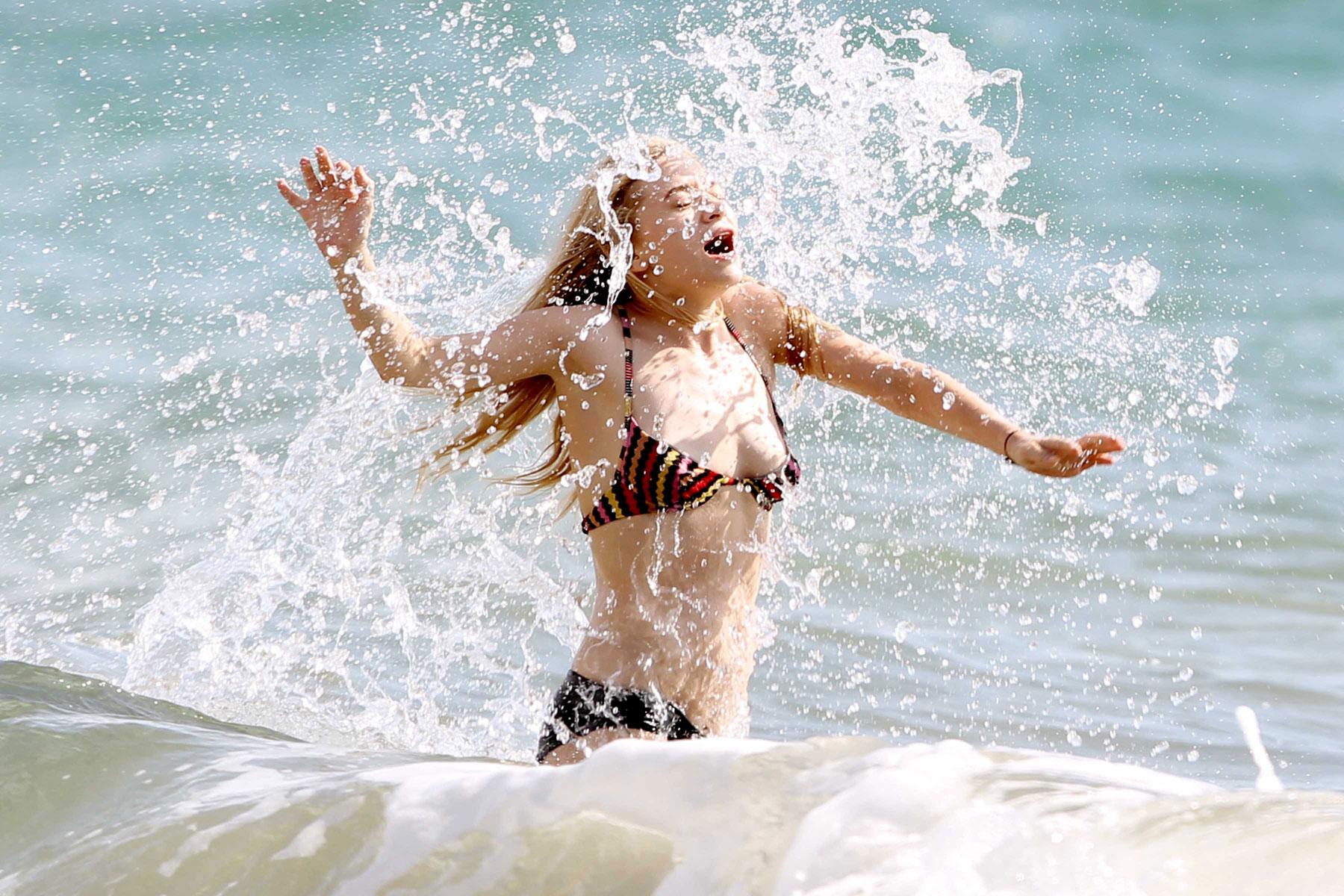 Ashley Olsen Topless