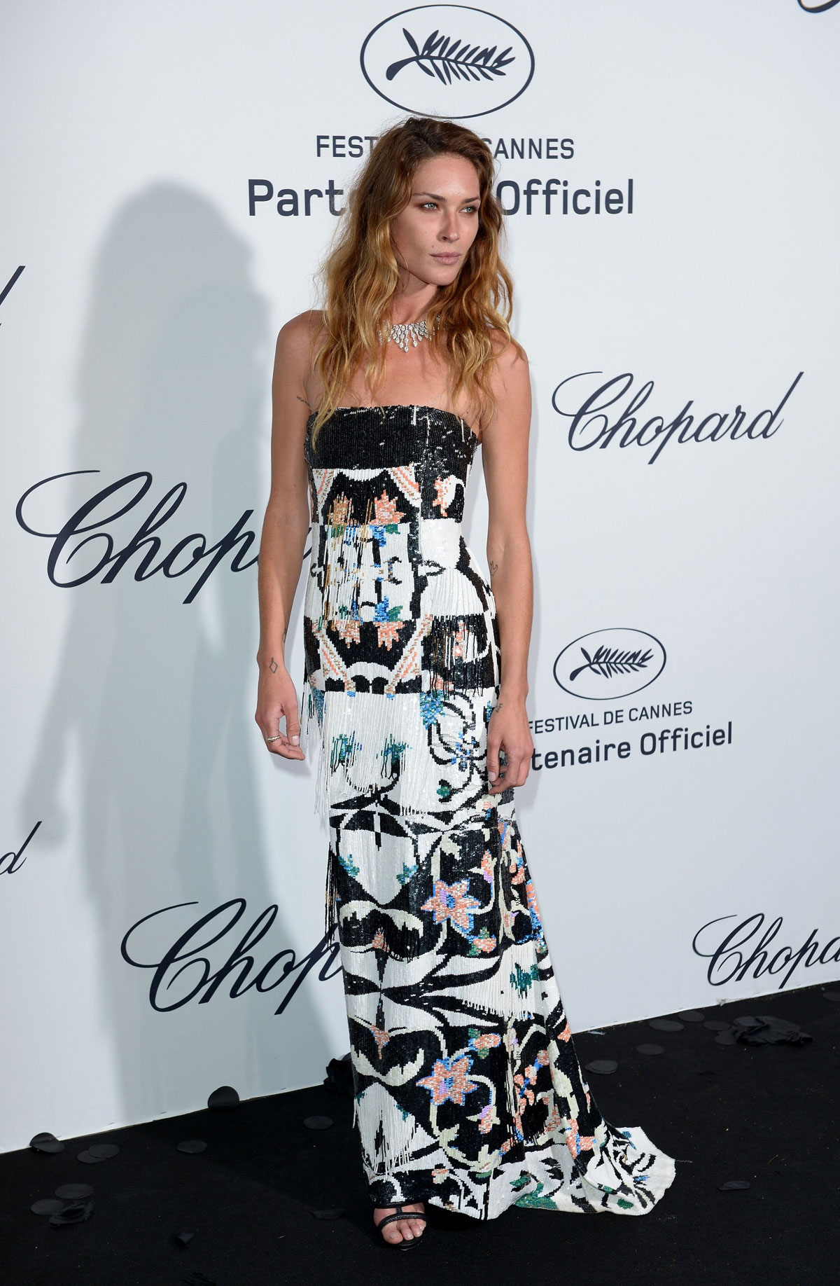erin wasson at soiree chopard mystery party at cannes film