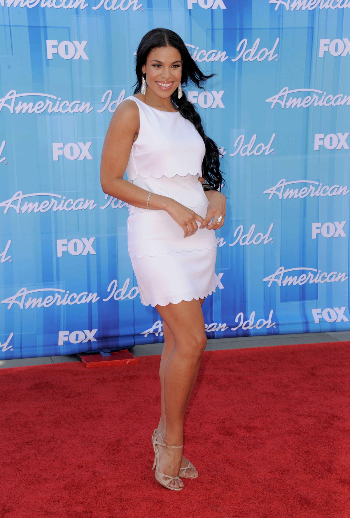 JORDIN SPARKS at American Idol Season 11 Grand Finale Show ...