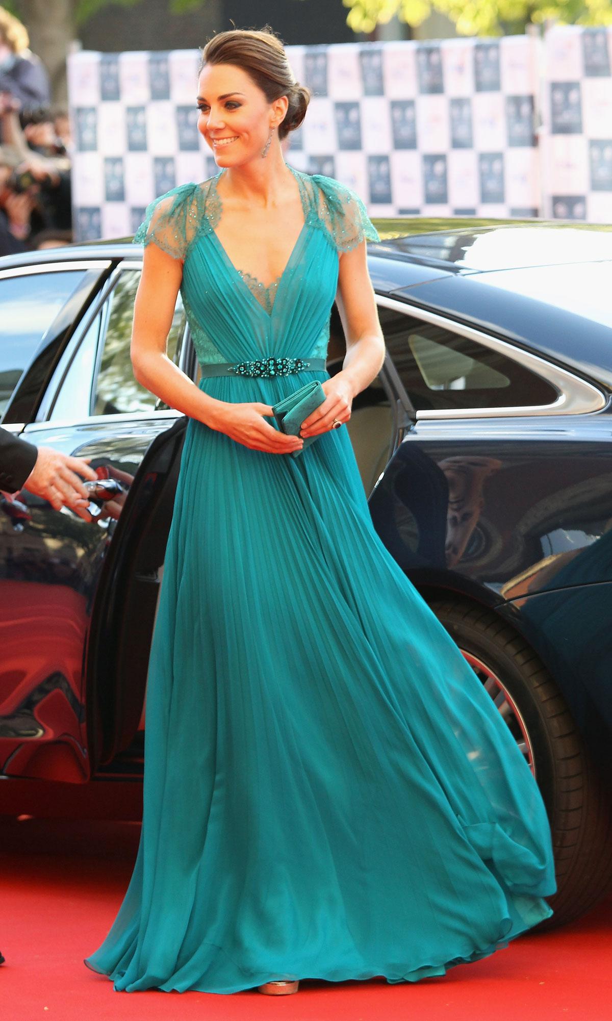 Платье вечернее кейт миддлтон