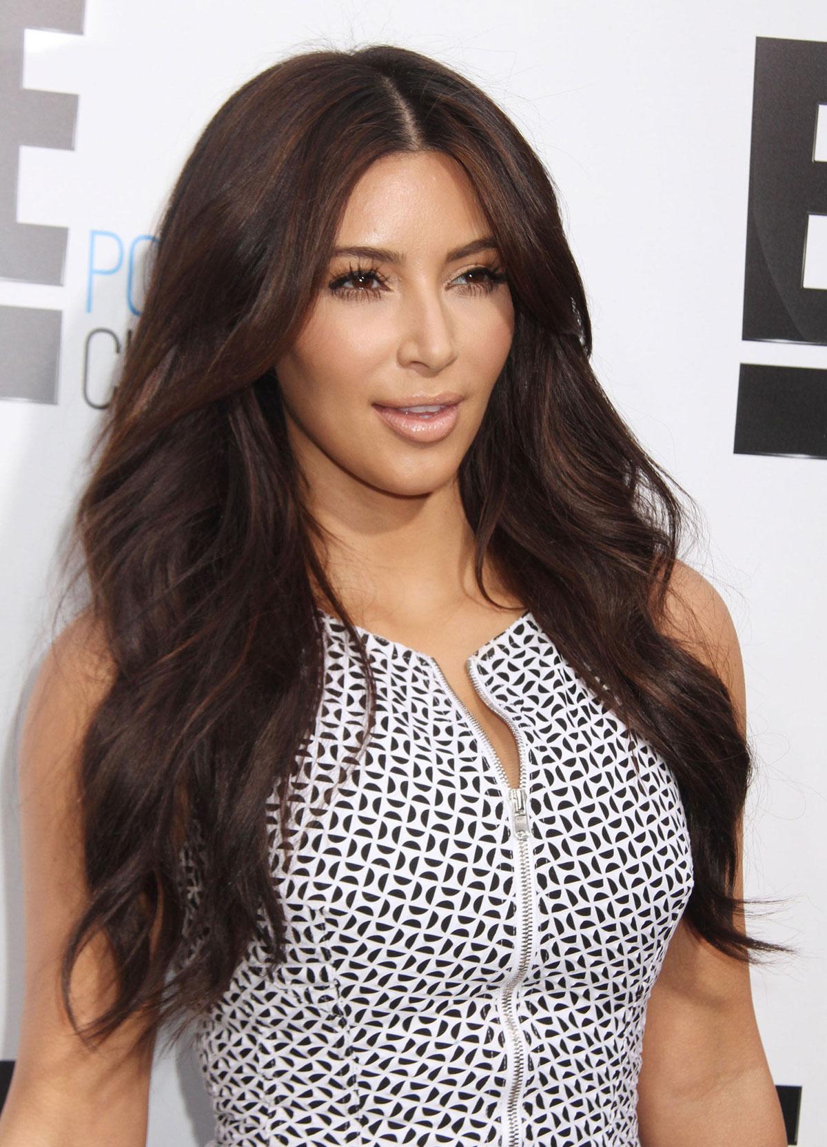 Kim Kardashian introduces her new fragrance - KK in New