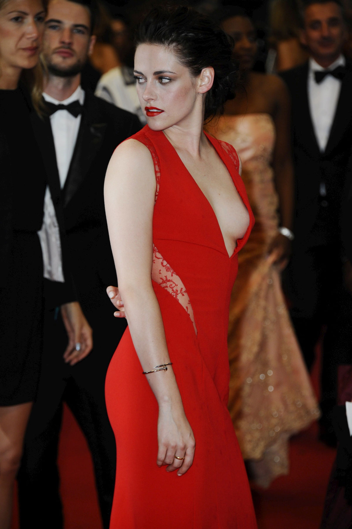 KRISTEN STEWART at Cosmopolis Premiere at 65th Cannes Film ...