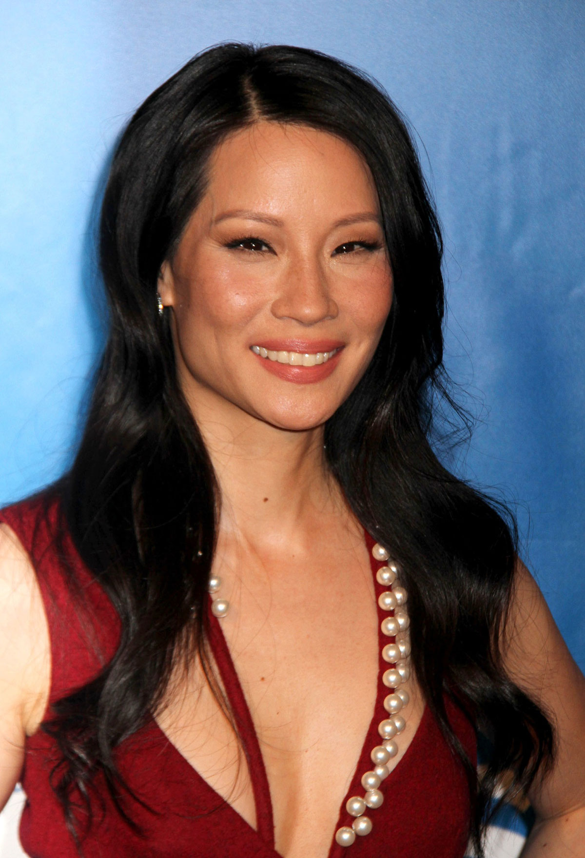 LUCY LIU at Hollywood Walk of Fame Ceremony 05/01/2019