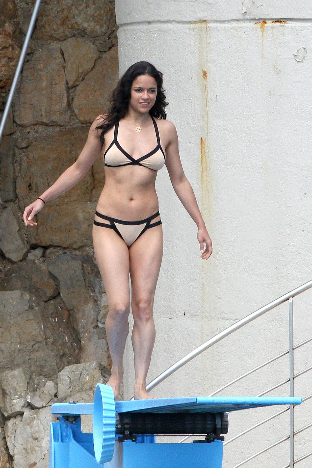 Michelle Rodriguez Bikini Bodies Pic 26 of 35