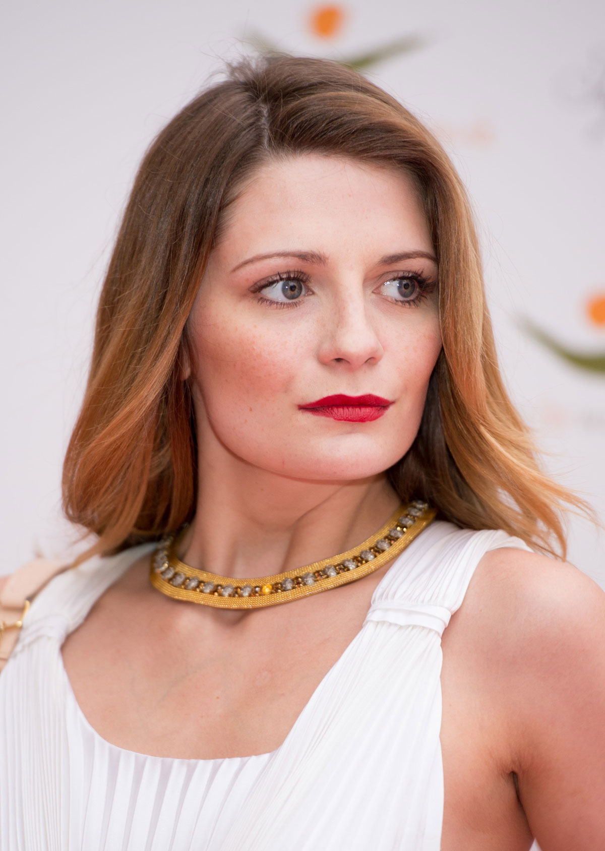 MISCHA BARTON at Women for Women International Gala Dinner in London ... Mischa Barton