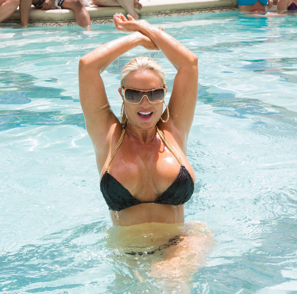 coco bikini Nicole austin