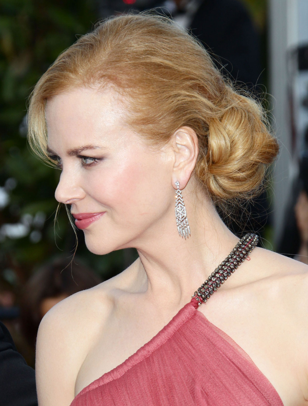 Nicole Kidman attends the The Paperboy premiere during