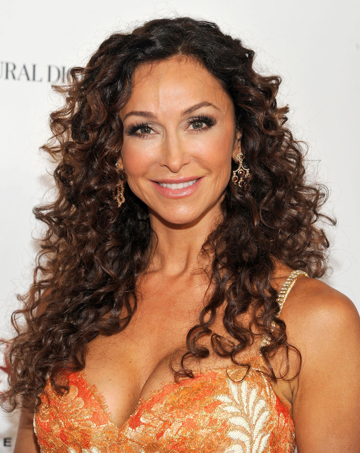 Long Curly Hair Women Over 40 Hairstyles