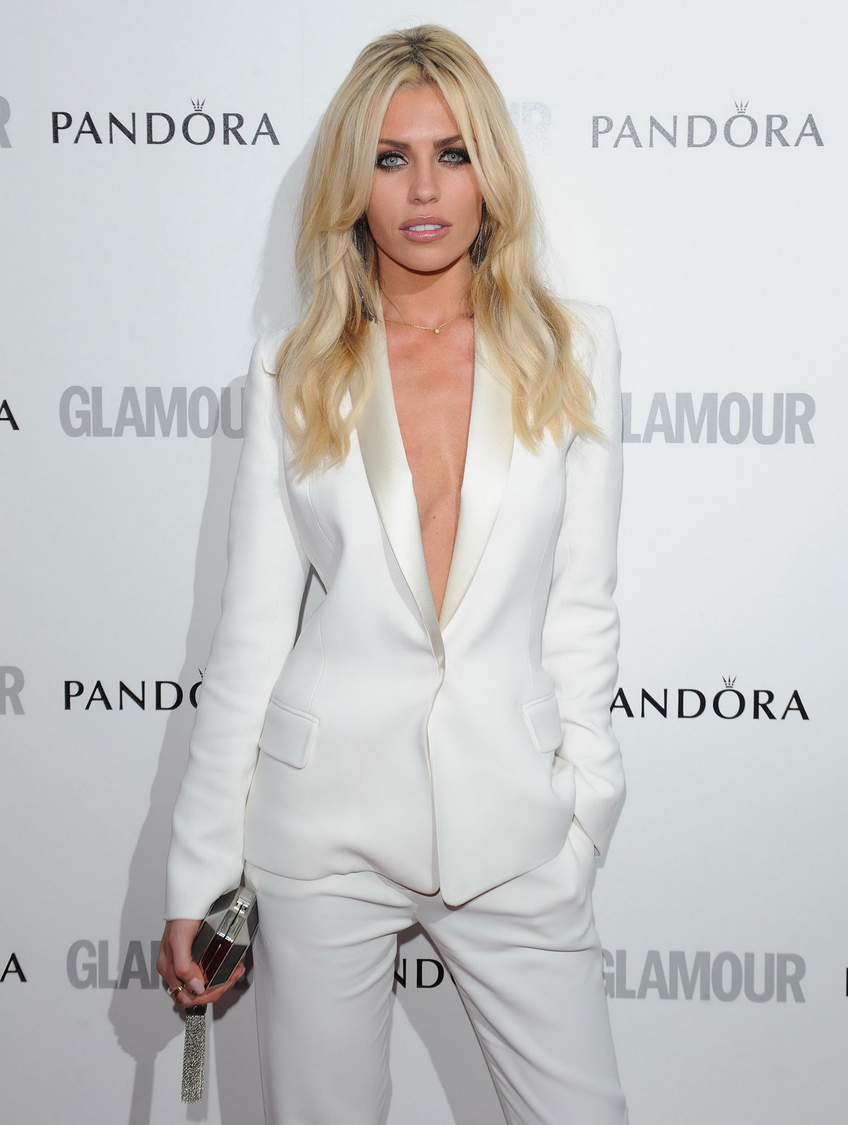ABIGAIL CLANCY at Glamour Women of the Year Awards