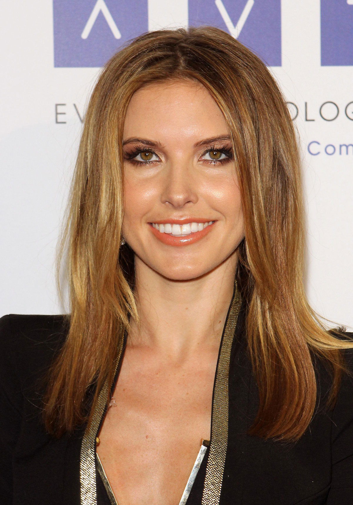 Audrina Patridge At The Thirst Project 3rd Annual Gala In