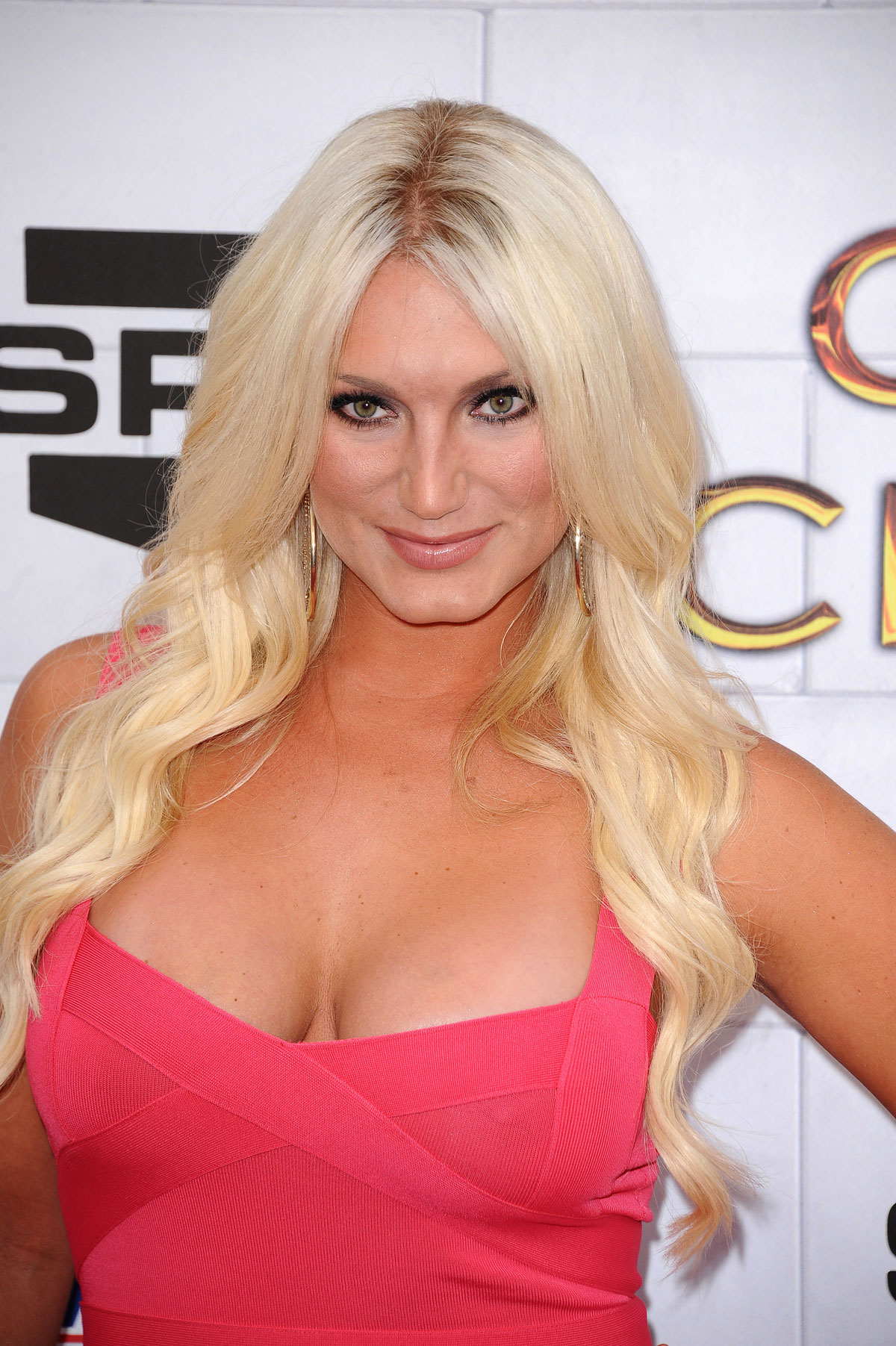 brooke hogan at spike tvs 6th annual guys choice awards in