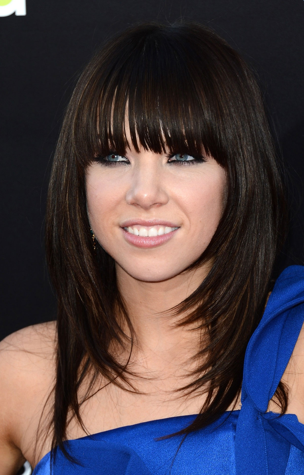 CARLY RAE JEPSEN at Katy Perry