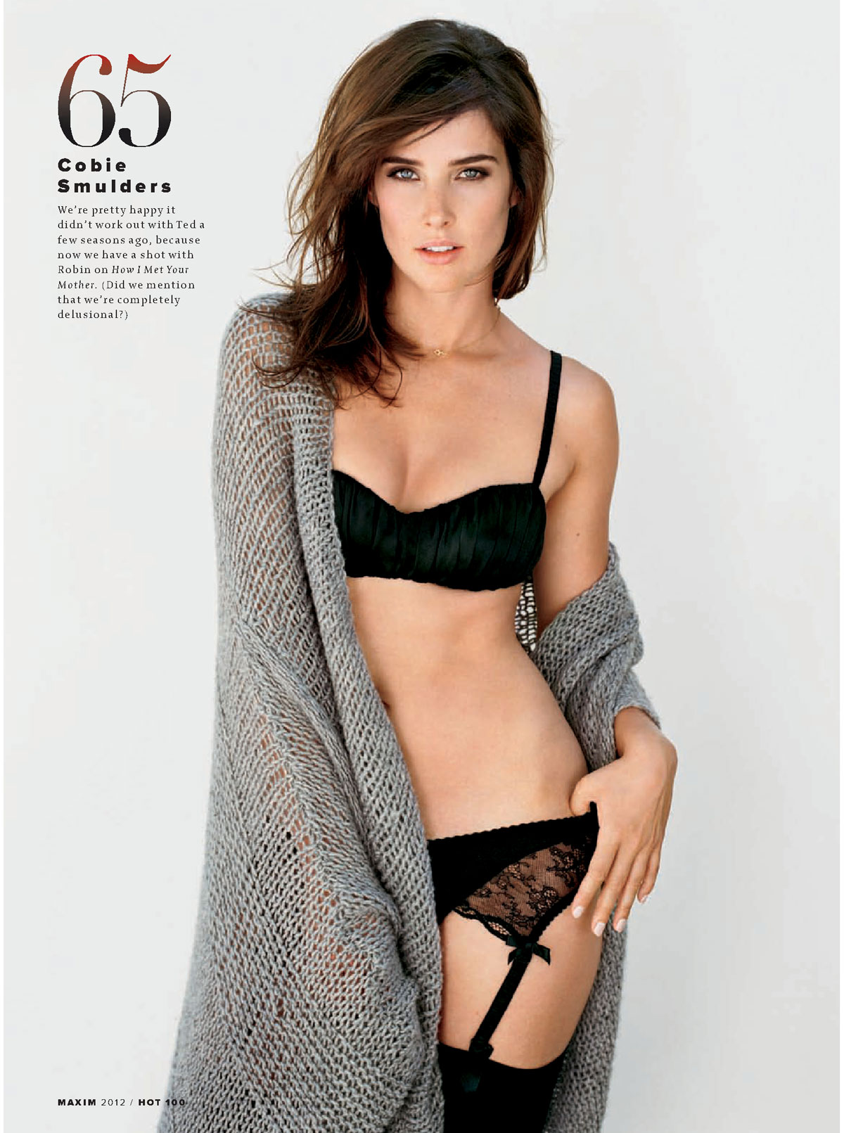 Cobie Smulders Hot Images & Pictures - Becuo