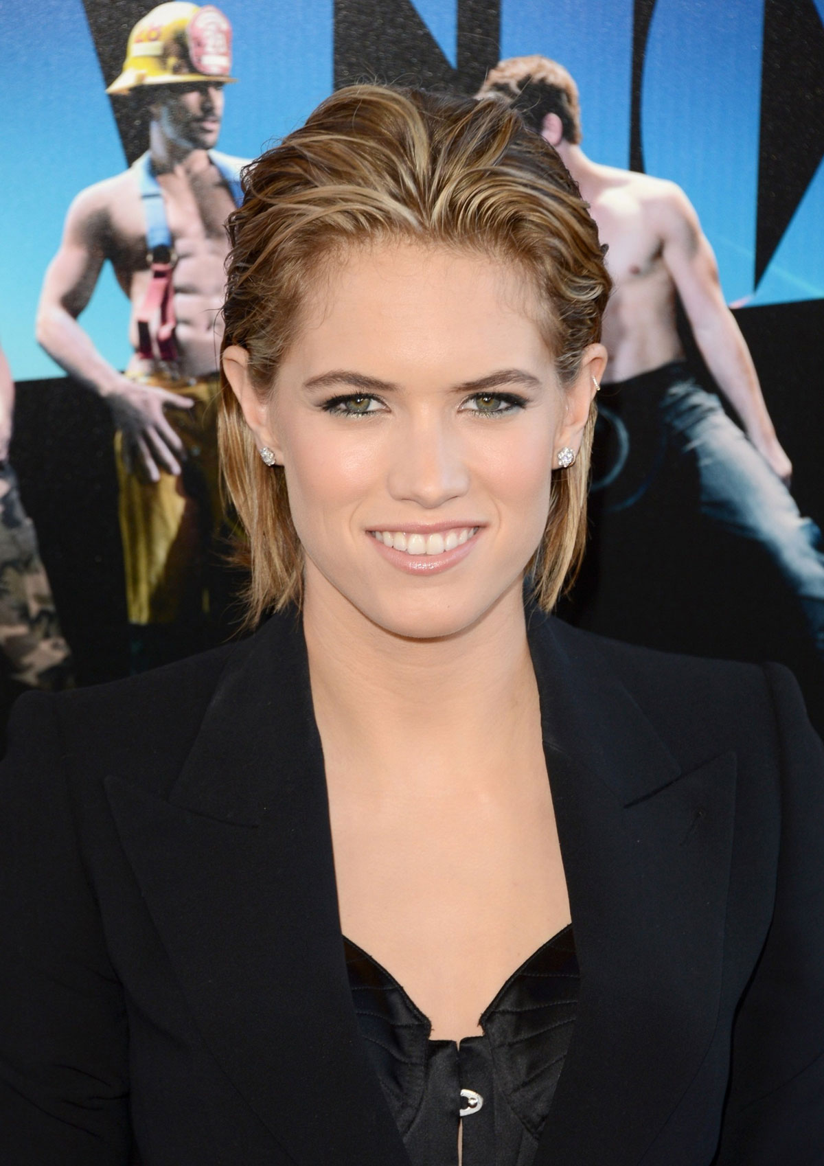 Cody Horn At Magic Mike Premiere At Los Angeles Film