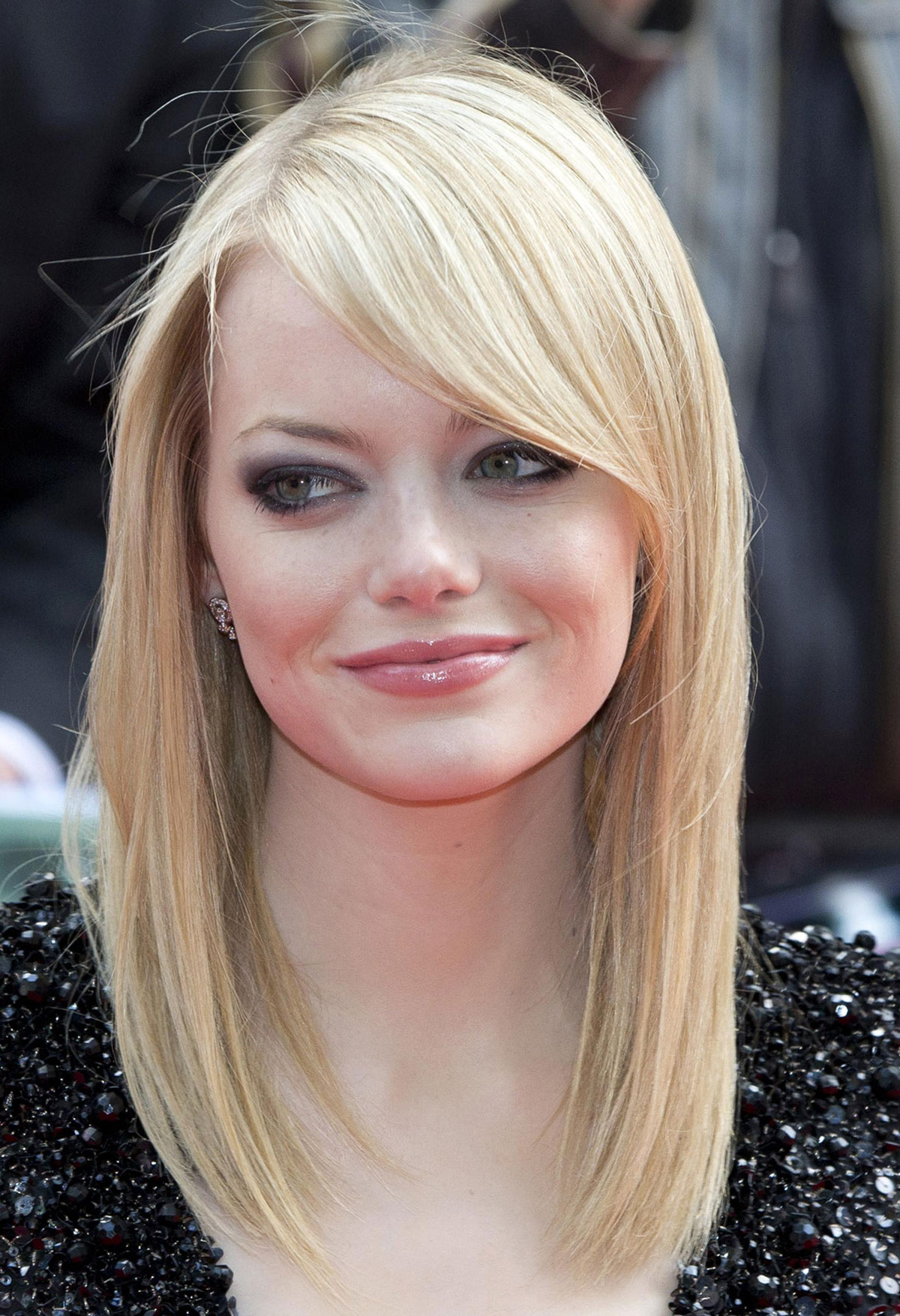 Emma Stone At The Amazing Spider Man Premiere In London Hawtcelebs