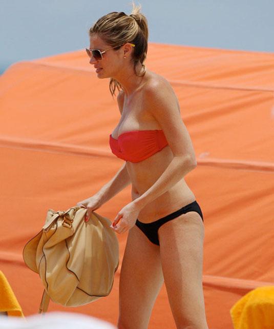 ERIN ANDREWS in Bikini at the Beach - 46.3KB