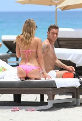 ILARY BLASI and Francesco Totti