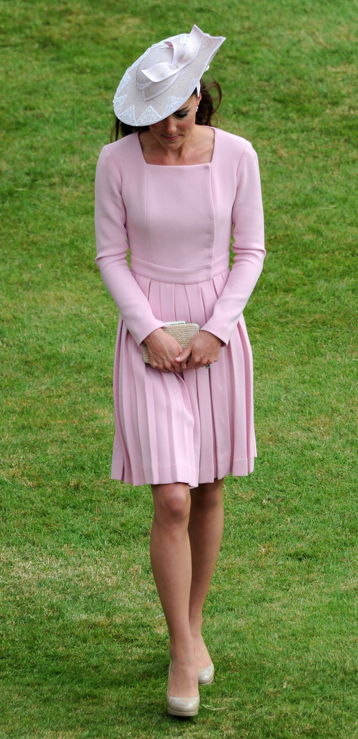 Kate Middleton Attends At Buckingham Palace Garden Party In London Hawtcelebs