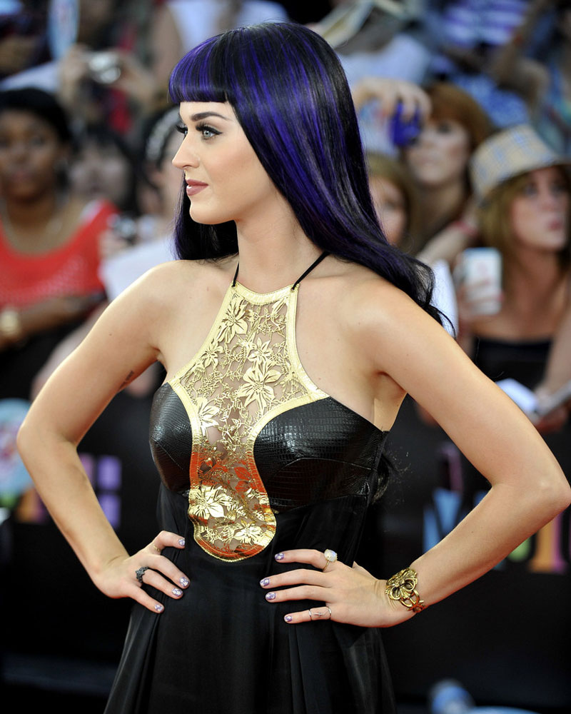 KATY PERRY At 2012 MuchMusic Video Awards In Toronto