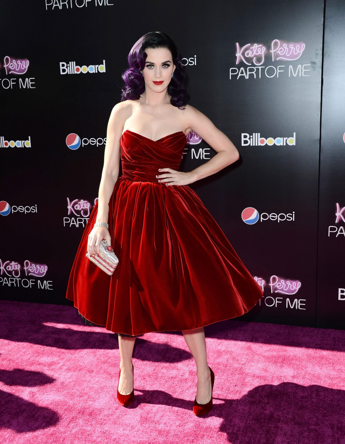 e61821f7 KATY PERRY. KATY PERRY at Katy Perry Part of Me Premiere ...