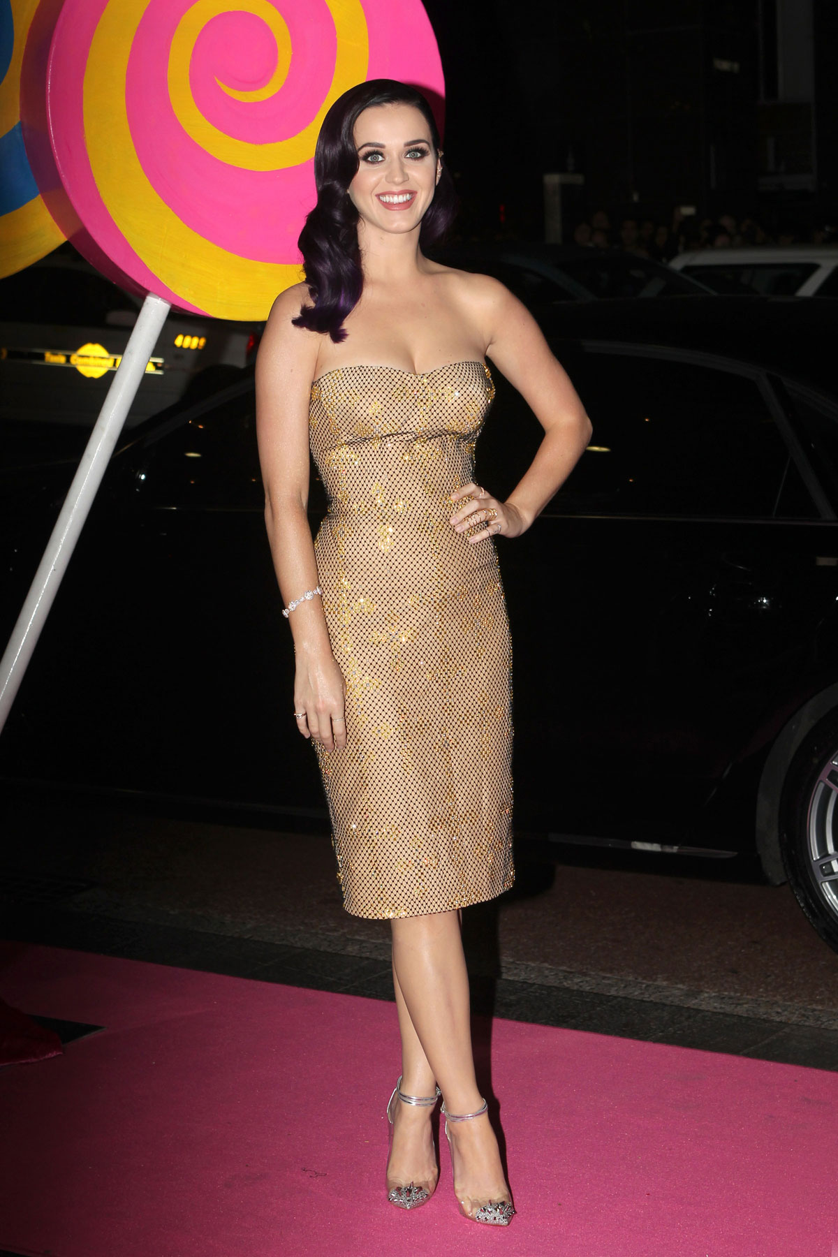 Who is katy perry dating in Sydney