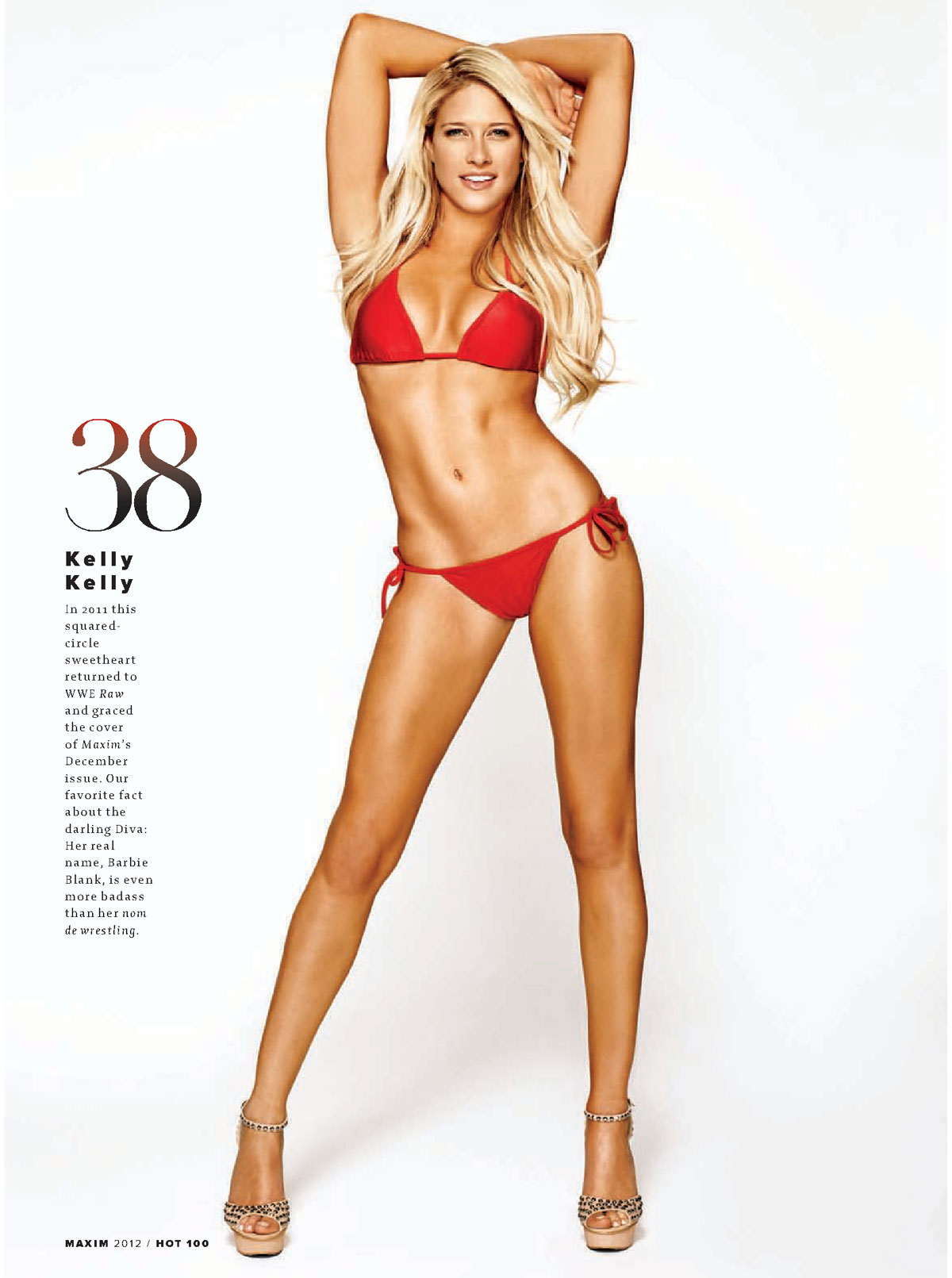 Maxim Magazine Hot 100 2008 List of the World's Most Beautiful Women