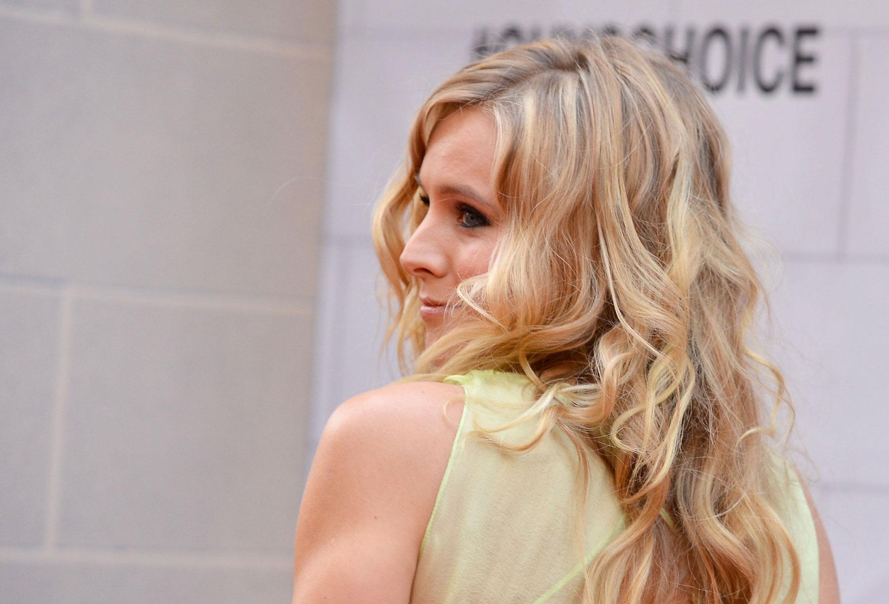 Celebrity Photographs: Kristen Bell - Spike TVs 6th