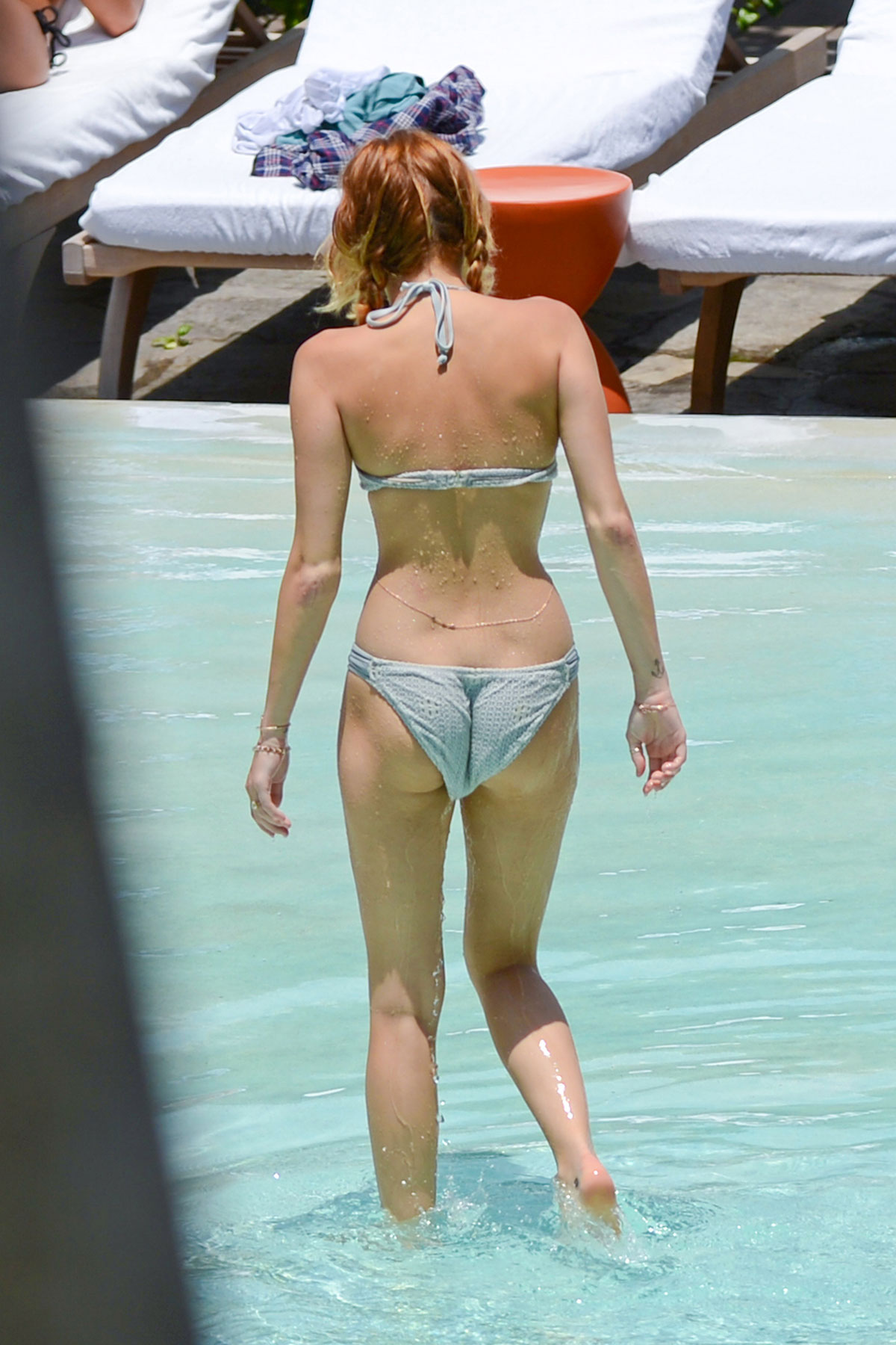 Completely share Miley cyrus bikini was and