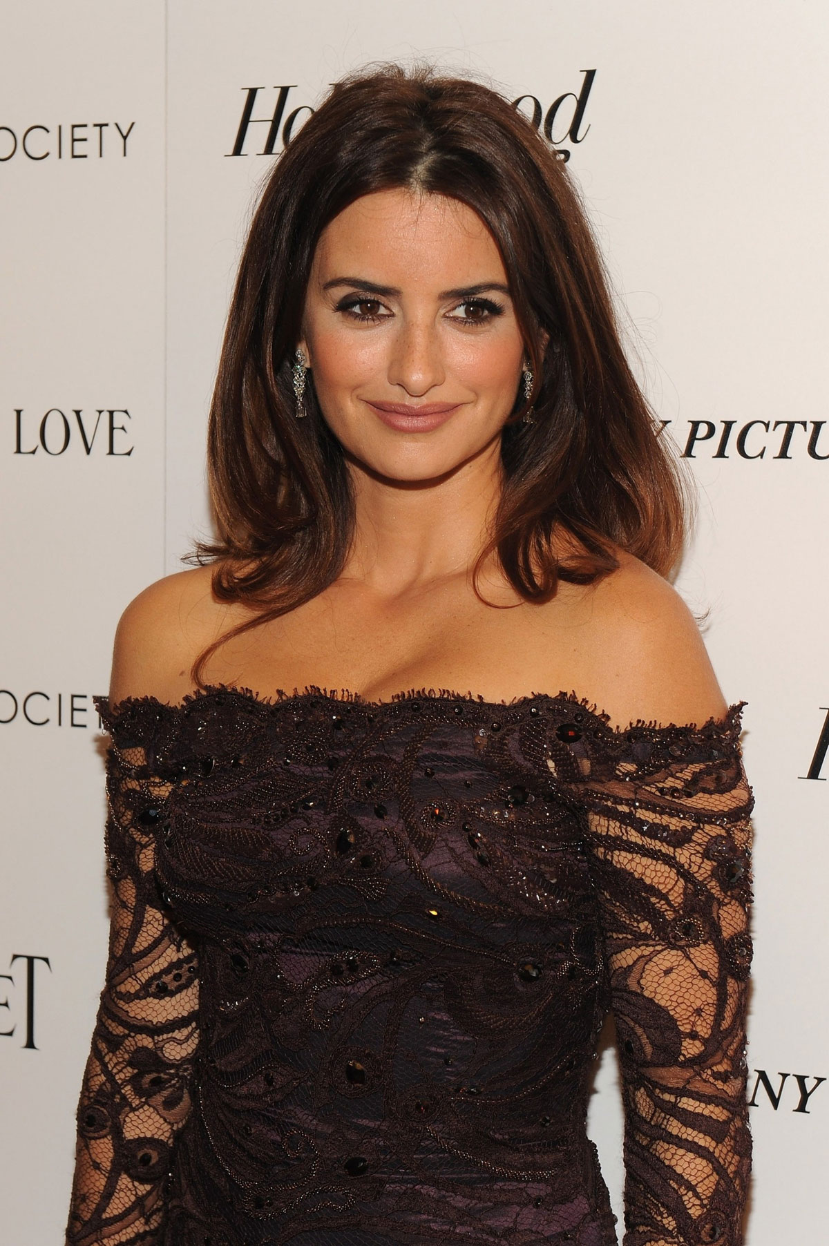 Penelope cruz at to rome with love special screening in new york