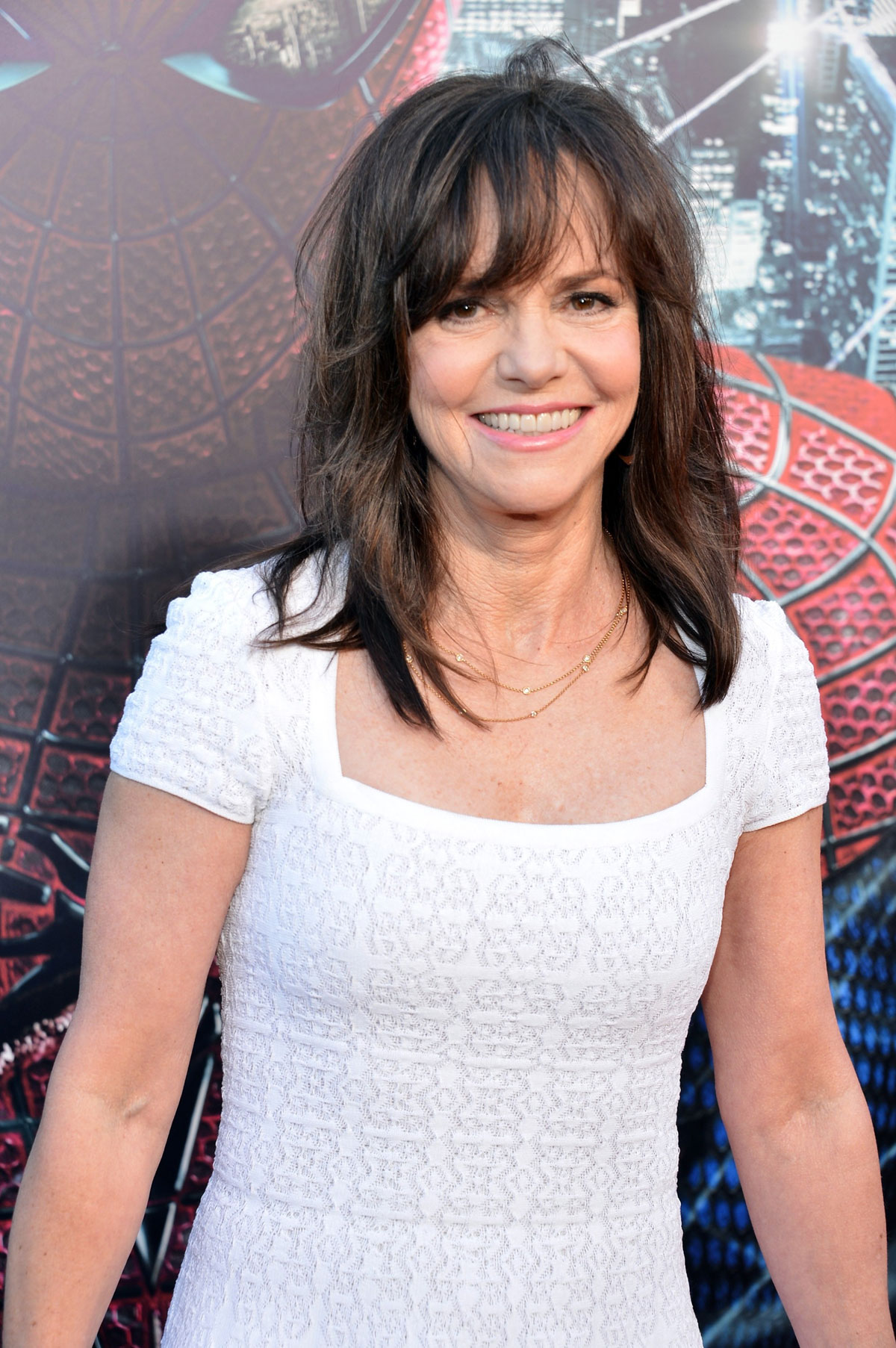 SALLY FIELD at The Amazing Spider-man Premiere in Los AngelesSally Field Hot