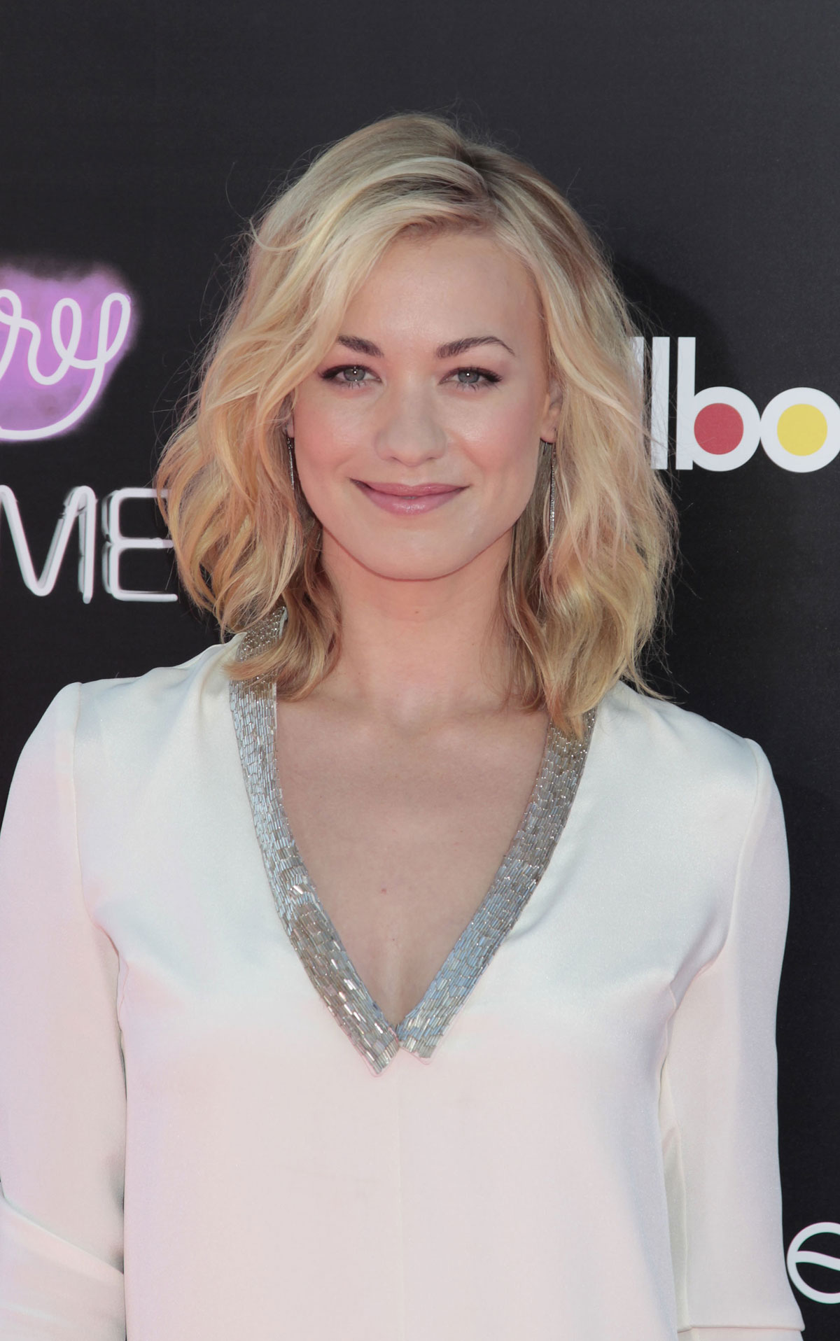 YVONNE STRAHOVSKI at Showtime TCA Party in Beverly Hills