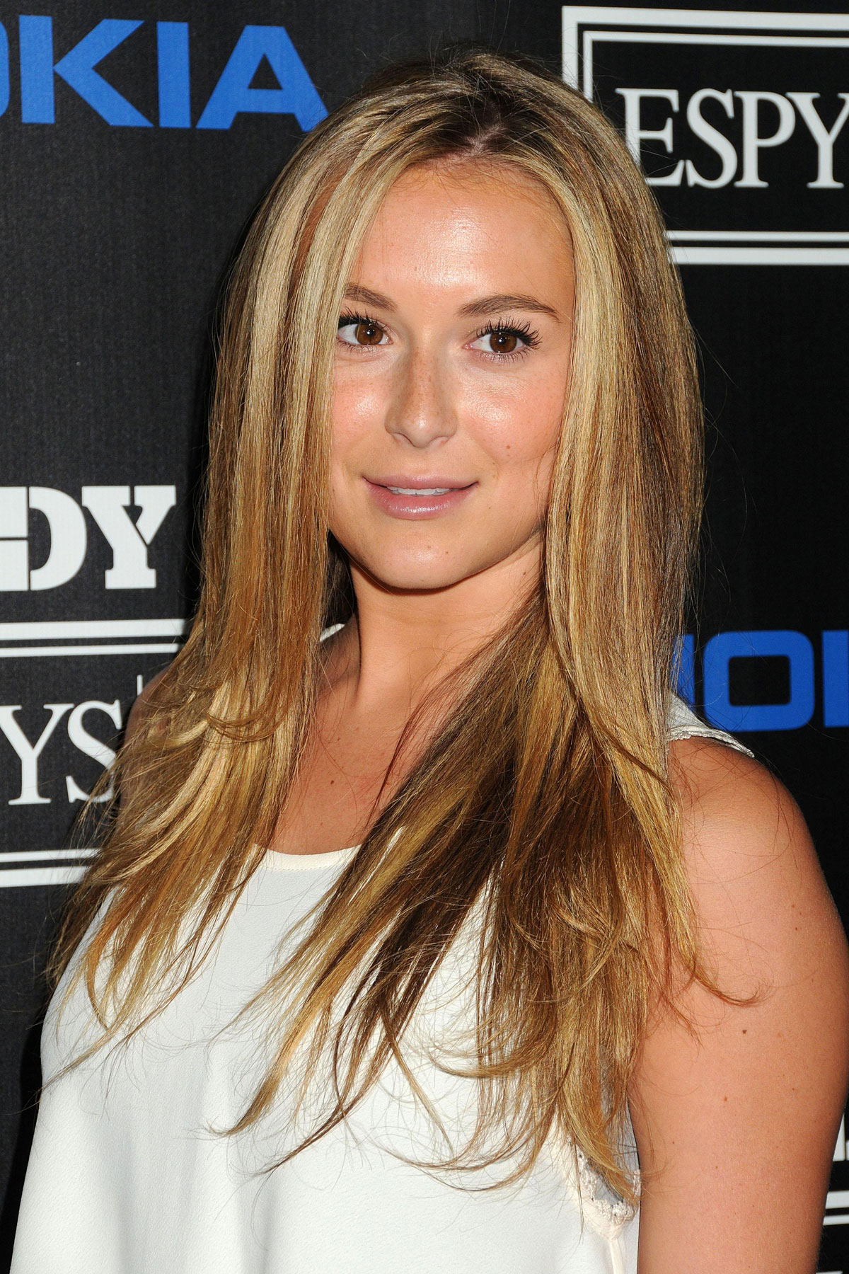 ALEXA VEGA At ESPNs Body Issue Party In Los Angeles